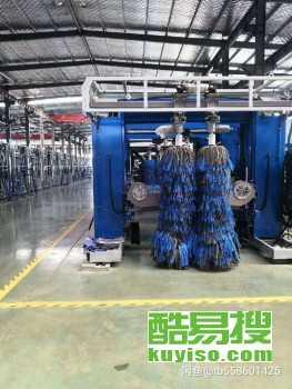 青島日森電腦洗車機高速洗車機全自動產品圖