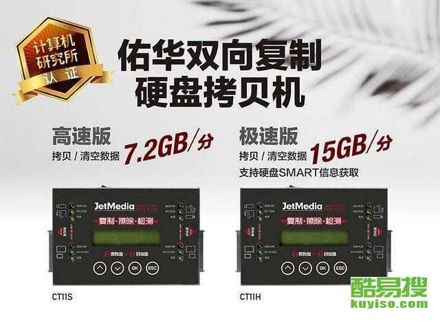 捷美CT11     SATA+USB雙用硬盤拷貝