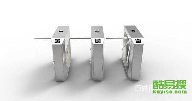 指紋密碼刷卡門禁安裝三輥閘翼閘道閘安裝